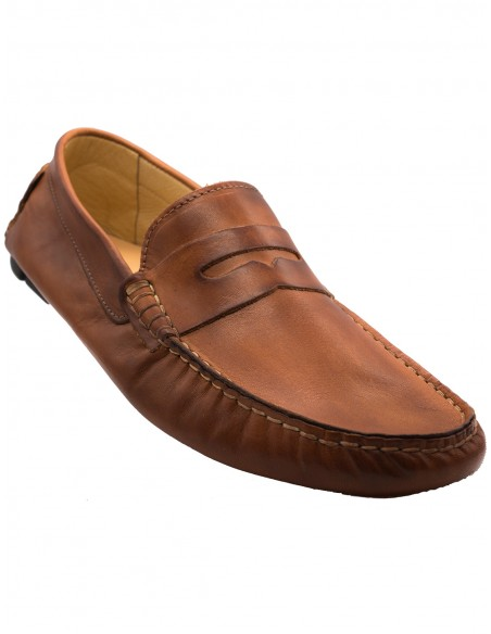 positano man loafer